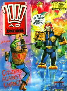 2000 AD #555 (1988)