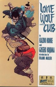 Lone Wolf and Cub #9 (1988)