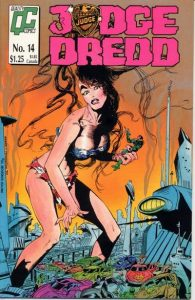 Judge Dredd #14 (1988)