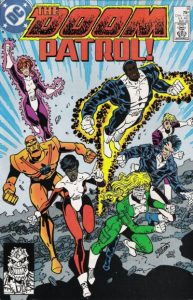 Doom Patrol #8 (1988)