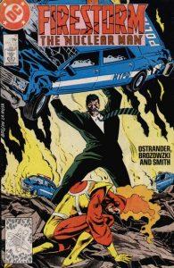 Firestorm the Nuclear Man #71 (1988)