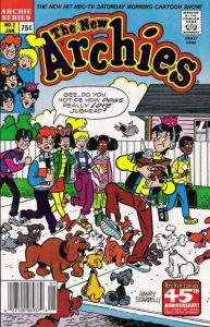 The New Archies #2 (1988)