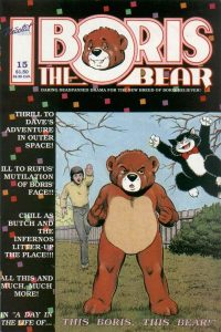 Boris the Bear #15 (1988)