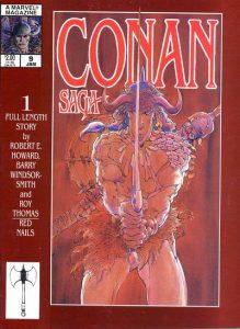 Conan Saga #9 (1988)