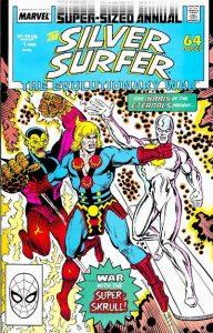 Silver Surfer Annual #1 (1988)