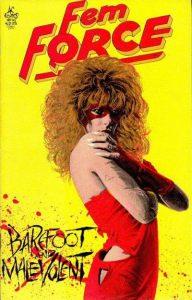 FemForce #16 (1988)