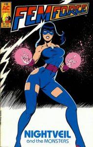 FemForce #11 (1988)
