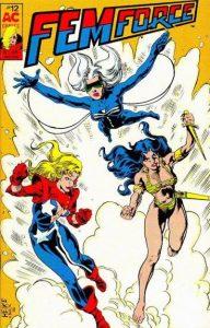 FemForce #12 (1988)