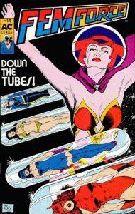 FemForce #14 (1988)