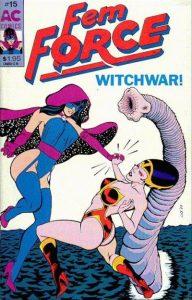 FemForce #15 (1988)
