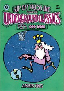 Underground Classics #6 (1988)