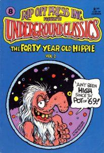 Underground Classics #8 (1988)