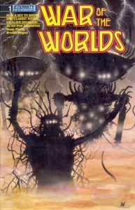 War of the Worlds #1 (1988)