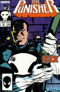 The Punisher #5 (1988)