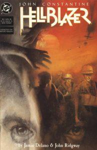 Hellblazer #5 (1988)