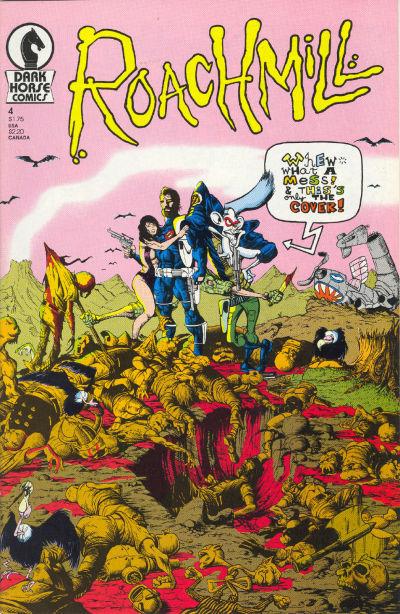Roachmill #4 (1988)