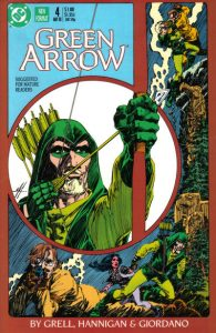 Green Arrow #4 (1988)