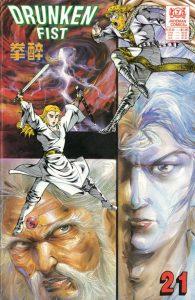 Drunken Fist #21 (1988)