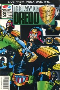 The Law of Dredd #23 (1988)