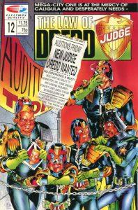 The Law of Dredd #12 (1988)