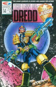The Law of Dredd #14 (1988)