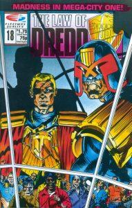 The Law of Dredd #18 (1988)