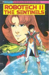 Robotech II: The Sentinels #7 (1988)