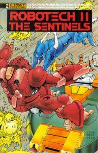 Robotech II: The Sentinels #2 (1988)