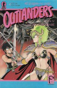 Outlanders #4 (1988)