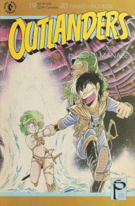 Outlanders #19 (1988)