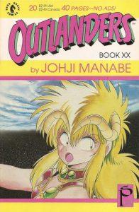 Outlanders #20 (1988)