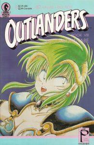 Outlanders #8 (1988)