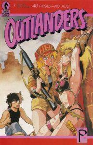 Outlanders #7 (1988)