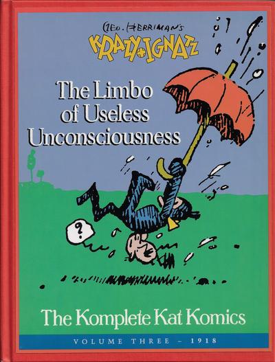 Krazy & Ignatz: The Komplete Kat Comics #3 (1988)