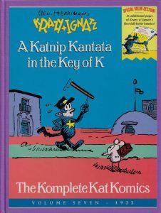 Krazy & Ignatz: The Komplete Kat Comics #7 (1988)