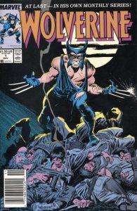 Wolverine #1 (1988)