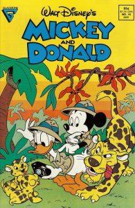 Walt Disney's Mickey and Donald #10 (1988)