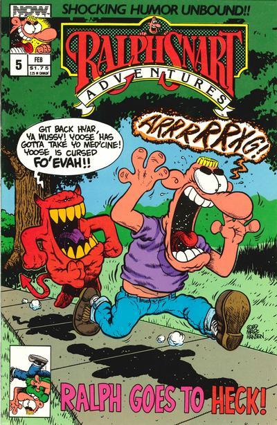 Ralph Snart Adventures #5 (1988)