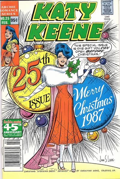 Katy Keene #25 (1988)