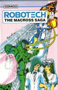 Robotech: The Macross Saga #25 (1988)