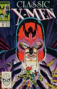 Classic X-Men #18 (1988)