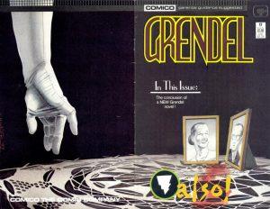 Grendel #17 (1988)