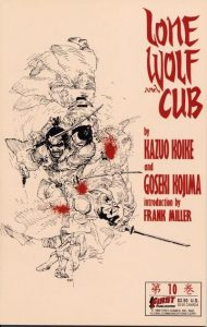 Lone Wolf and Cub #10 (1988)