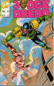 Judge Dredd #15 [US] (1988)
