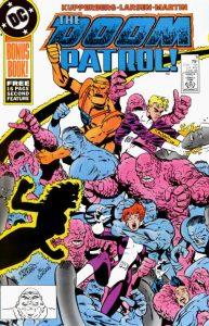 Doom Patrol #9 (1988)