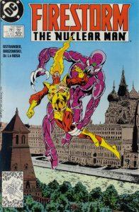 Firestorm the Nuclear Man #72 (1988)