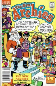 The New Archies #3 (1988)