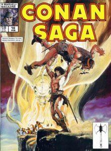 Conan Saga #10 (1988)