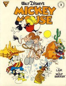 Gladstone Comic Album #3 (1988)