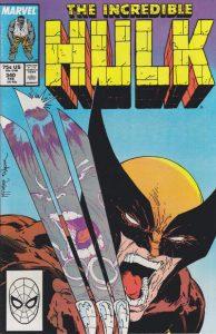 The Incredible Hulk #340 (1988)